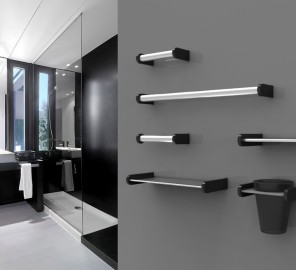 Bathroom accessories – Metal line