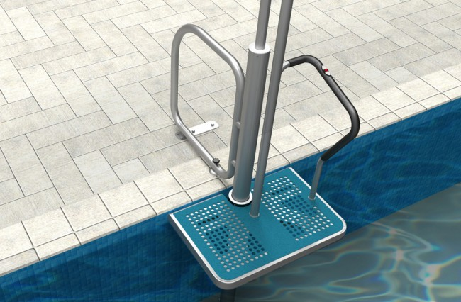 Lift for pools