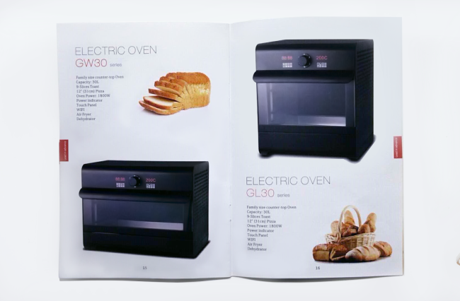 GL30 Electric Oven