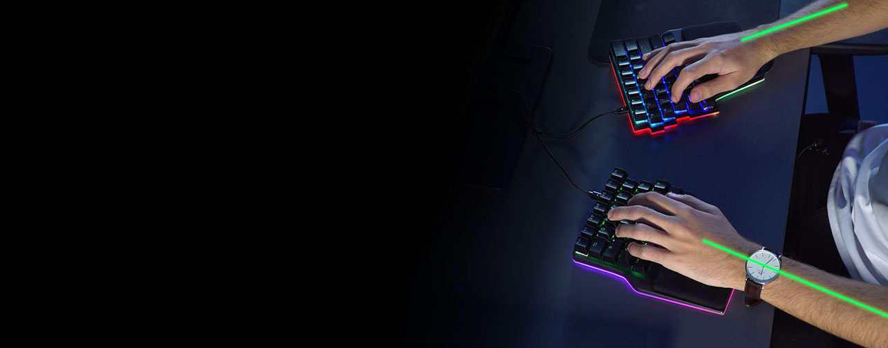 Dygma Raise Gaming Keyboard Pro