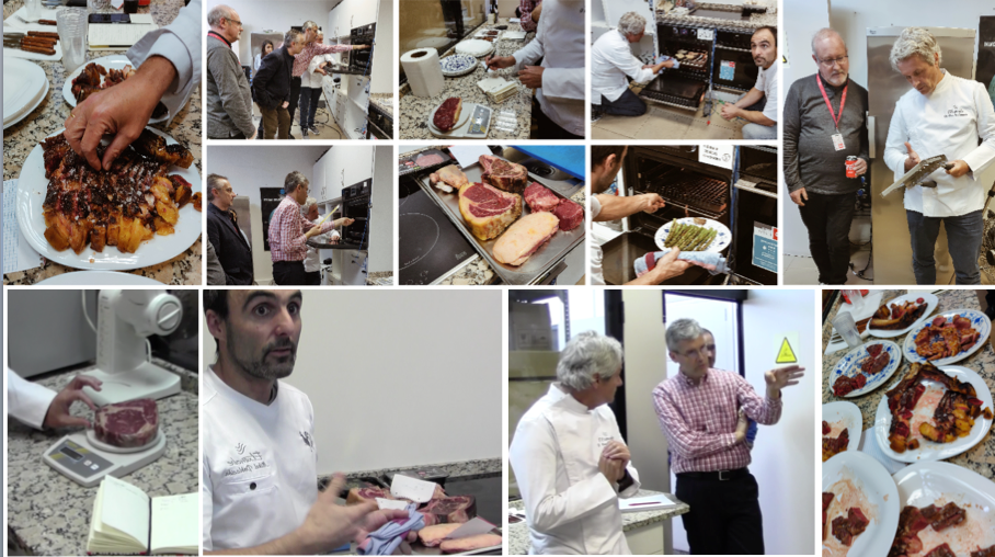 Teka Steak Master First Test with Chefs